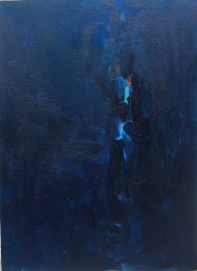 The Elusive Dream, 2005. Oil on Canvas. 120 x 164.