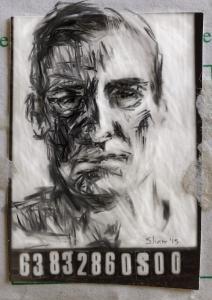 Self-I.D. 2016. Digital drawing, 2480 x 3508px